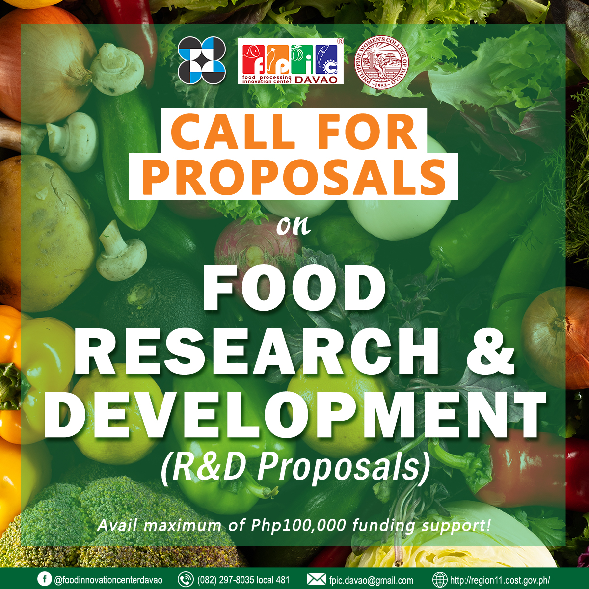 Call For Proposal 1