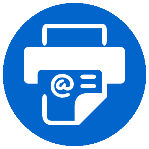 fax icon png 9